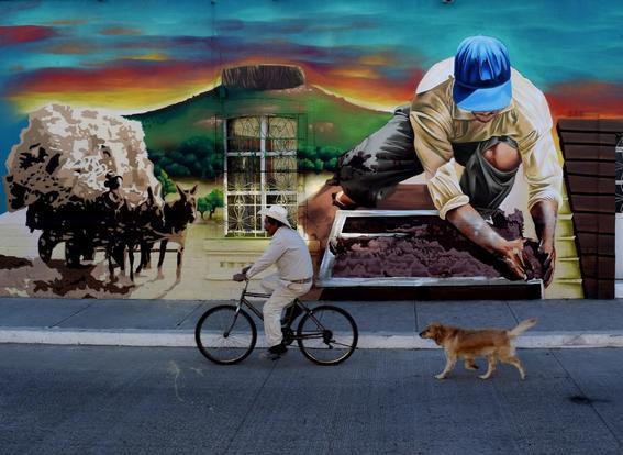 Arteurbano colectivotomate bicicleta medium