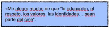 Declaraciones Rigoberta