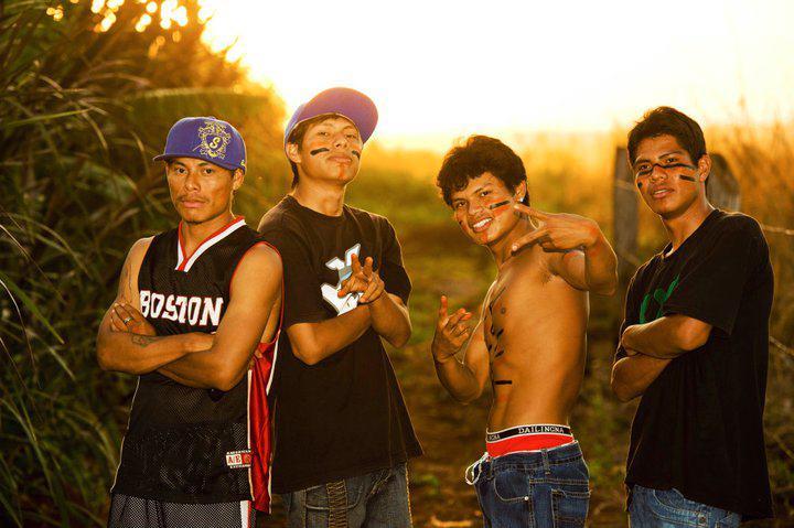 indios brasileños