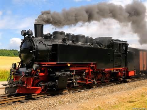 la máquina a vapor